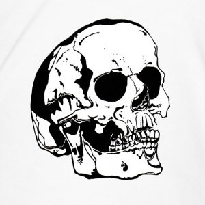 Skull - Water bottle - Men's Premium T-Shirt