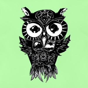 Dimension Owl - Tote bag (eco friendly) - Baby T-Shirt