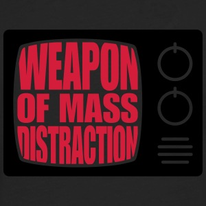 Weapon (female) mass distraction - Långärmad premium-T-shirt herr