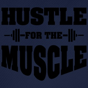 Hustle For The Muscle T-shirts - Baseballcap