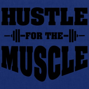 Hustle For The Muscle Tee shirts - Tote Bag