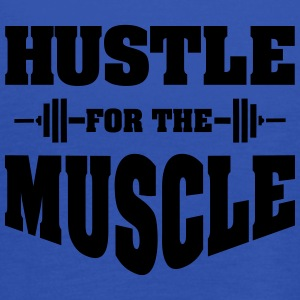 Hustle For The Muscle Camisetas - Camiseta de tirantes mujer, de Bella