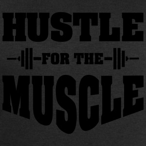 Hustle For The Muscle T-shirts - Sweatshirt herr från Stanley & Stella