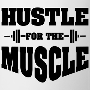 Hustle For The Muscle Ropa deportiva - Taza