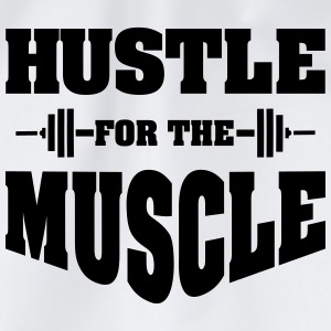 Hustle For The Muscle Tank Tops - Turnbeutel