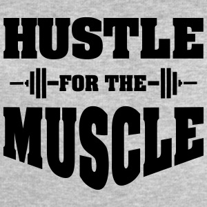 Hustle For The Muscle Débardeurs - Sweat-shirt Homme Stanley & Stella