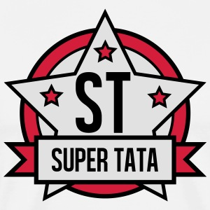 Super tata Tabliers - T-shirt Premium Homme