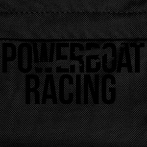 power boat racing T-Shirts - Kids' Backpack