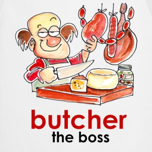 Butcher The Boss - Grembiule da cucina