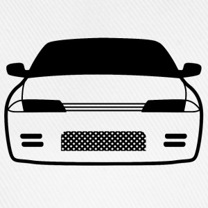 JDM - Car eyes R32 T-Shirts - Baseballkappe