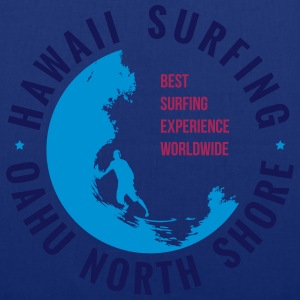 HAWAII SURFING T-Shirts - Tote Bag