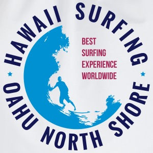 HAWAII SURFING T-Shirts - Turnbeutel