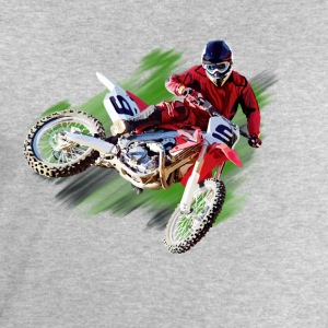 motocross Tee shirts - Sweat-shirt Homme Stanley & Stella