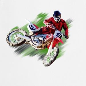 motocross Shirts - Keukenschort