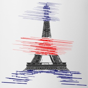 paris-eiffel T-shirts - Mok