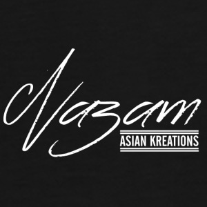 Nazam Asian Kreations Caps & Hats - Men's Premium T-Shirt