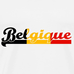 belgique Sports wear - Men's Premium T-Shirt