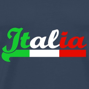 Italia Tank Tops - Men's Premium T-Shirt