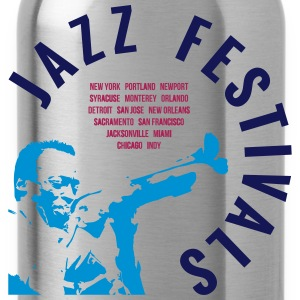 JAZZ FESTIVALS T-Shirts - Water Bottle