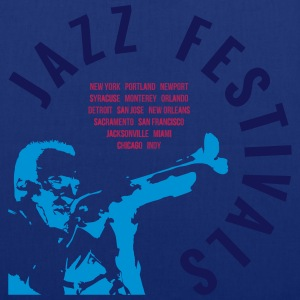 JAZZ FESTIVALS T-Shirts - Tote Bag