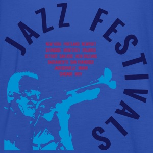 JAZZ FESTIVALS T-Shirts - Women's Tank Top by Bella