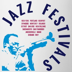 JAZZ FESTIVALS T-Shirts - Mug