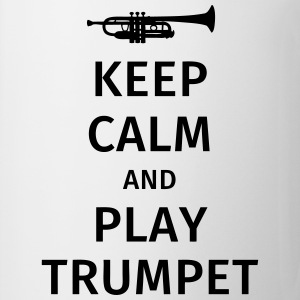 keep calm and play trumpet T-shirts - Mok