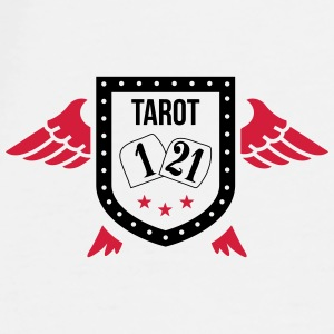 Tarot / Cartes / Jeu / Jouer / Joueur / Gaming Mugs & Drinkware - Men's Premium T-Shirt