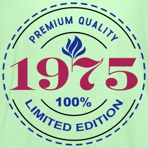 1975 PREMIUM QUALITY  ||  100% LIMITED EDITION Magliette - Top da donna della marca Bella
