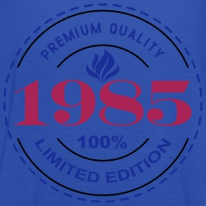 1985 PREMIUM QUALITY  ||  100% LIMITED EDITION Magliette - Top da donna della marca Bella