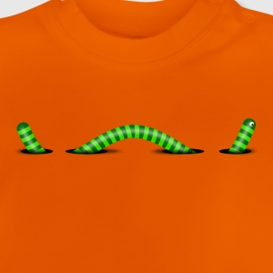 Worm holes Shirts - Baby T-Shirt