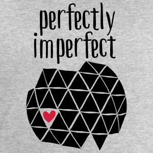 Perfectly Imperfect T-Shirts - Men's Sweatshirt by Stanley & Stella
