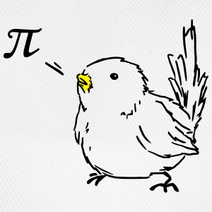 bird pi T-Shirts - Baseball Cap