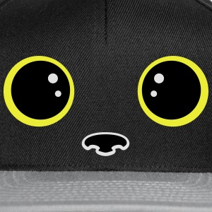 Cat's eyes Hoodies & Sweatshirts - Snapback Cap
