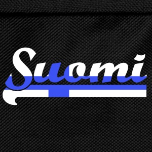 suomi T-Shirts - Kids' Backpack