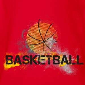 basketball-basket-effect Tee shirts - Body bébé bio manches courtes