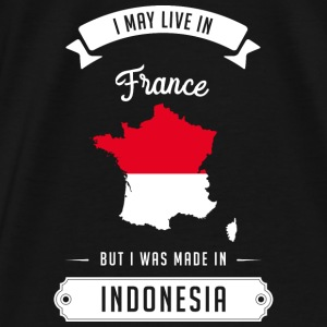 Indonesian in France Sweat-shirts - T-shirt Premium Homme