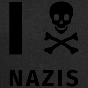 I hate Nazis Tee shirts - Sweat-shirt Homme Stanley & Stella