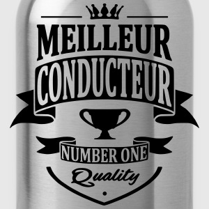 Meilleur Conducteur Sweat-shirts - Gourde