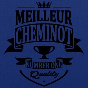 Meilleur Cheminot Sweat-shirts - Tote Bag