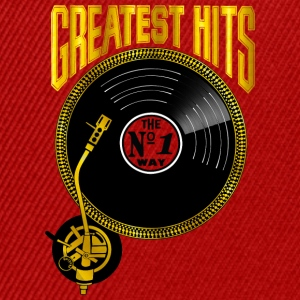 greatest hits T-Shirts - Snapback Cap