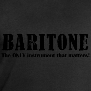 Baritone, The ONLY instrument that matters! Shirts - Men's Sweatshirt by Stanley & Stella