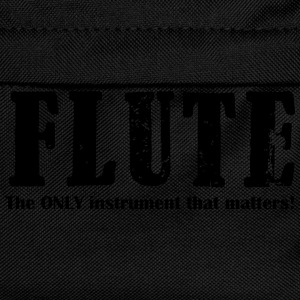Flute, the ONLY instrumen Shirts - Kids' Backpack