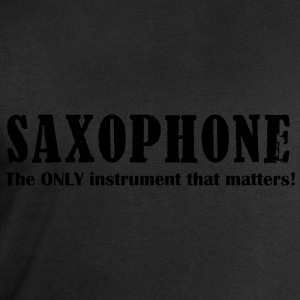 Saxophone, the ONLY instr T-Shirts - Men's Sweatshirt by Stanley & Stella