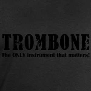 Trombone, The Only instrument that matters!.ai Shirts - Men's Sweatshirt by Stanley & Stella