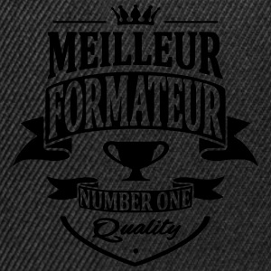 Formateur Tee shirts - Casquette snapback