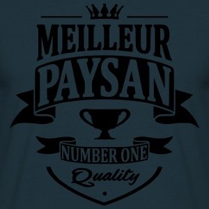 Paysan Sweat-shirts - T-shirt Homme