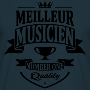 Musicien Sweat-shirts - T-shirt Homme