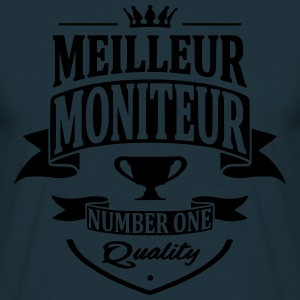 Moniteur Sweat-shirts - T-shirt Homme