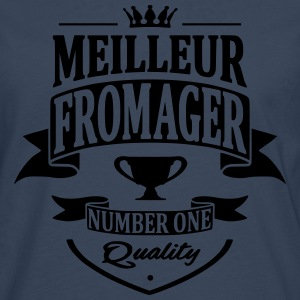 Fromager Sweat-shirts - T-shirt manches longues Premium Homme
